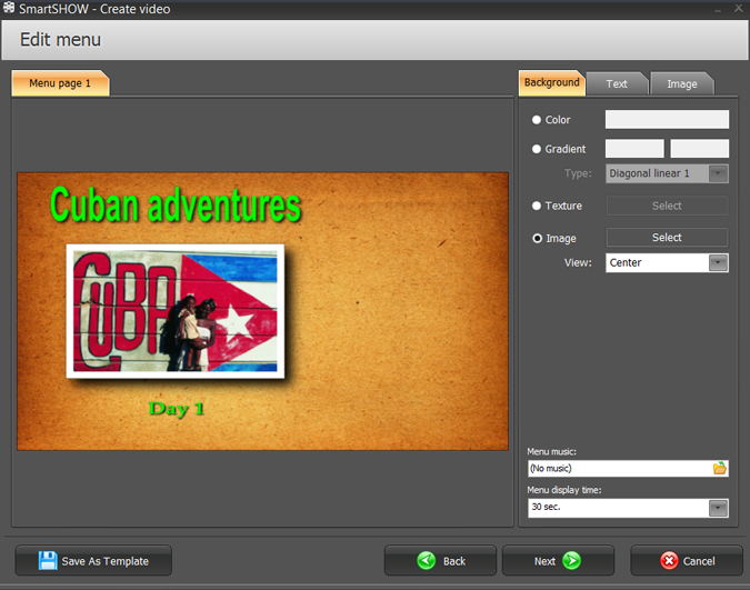 how to create a dvd slideshow