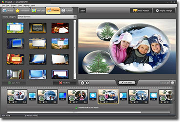 smart slideshow maker create hd slideshow with special effects